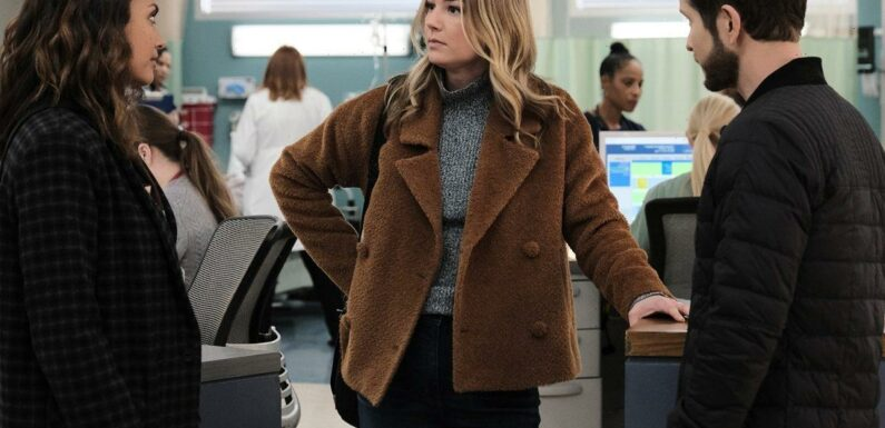 'The Resident': Emily VanCamp Says Nic Almost Had a Different Fate