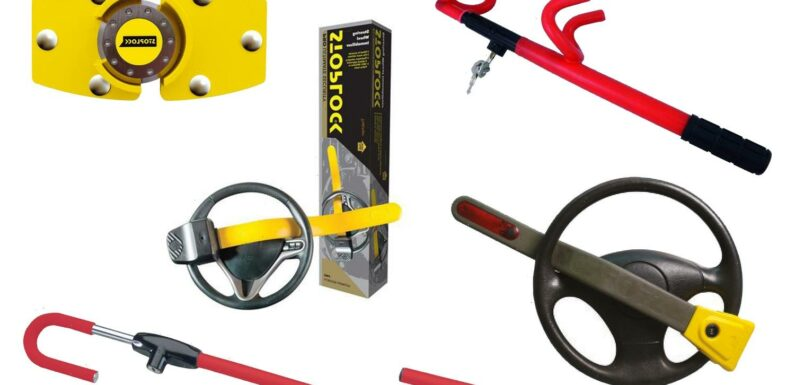 8 Best Steering Wheel Locks 2021 | The Sun UK
