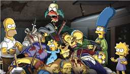 'The Simpsons' Parodies 'Parasite,' 'The Ring,' TikTok and 'Bambi' in Latest 'Treehouse of Horror'
