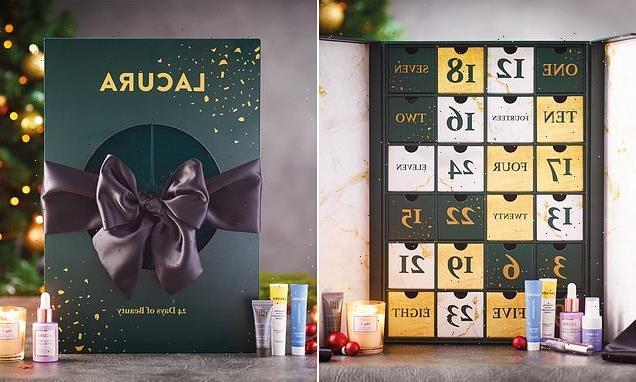 Aldi launches its own beauty advent calendar