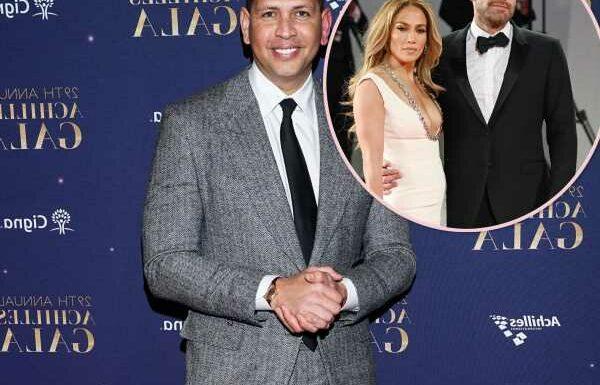 Alex Rodriguez Jokes About His 'Single' Status 6 Months After Jennifer Lopez Breakup!