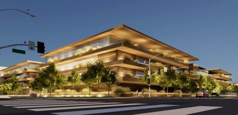 Apple Is Building a Massive New Campus Straddling L.A. and Culver City