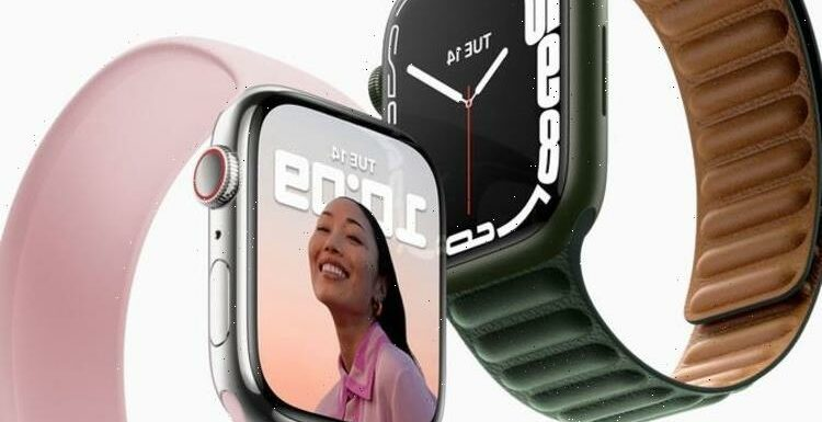 Apple Watch Series 7 goes on sale this week with a bigger screen and more durable design