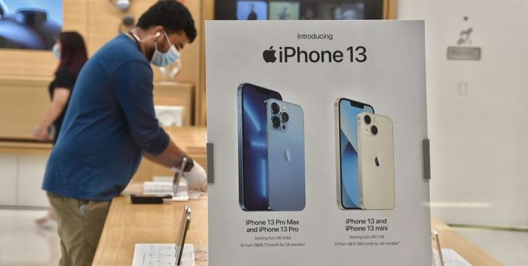 Apple likely to slash iPhone 13 production due to chip crunch: Report