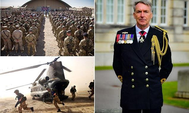 Army plans cuts to its infantry that could see up to a third of troops