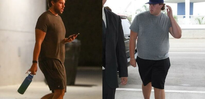Arnold Schwarzenegger's son Christopher unveils his weight loss during outing with mom Maria Shriver