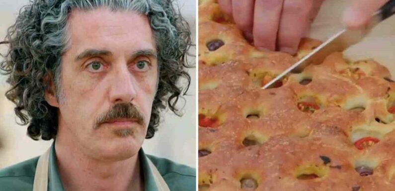 Bake Off fans brand show a fix as Giuseppe gets star baker in Italian bread task