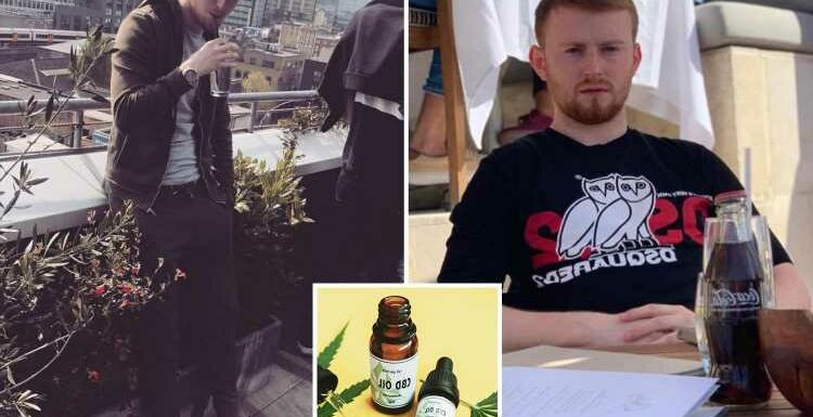 Brit footballer jailed for 25 YEARS after Dubai cops find harmless CBD oil in car and he's 'forced to sign confession'