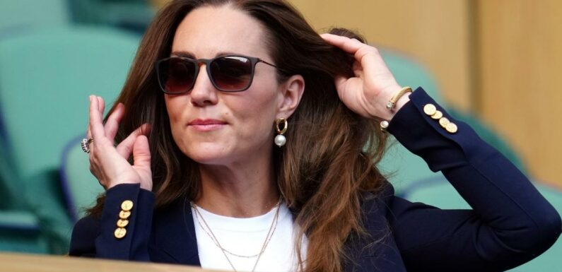Channel Duchess Kate's Pearl Earrings With This Pair From Nordstrom