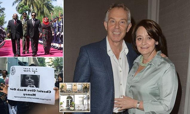 Cherie Blair's role in advising firm selling hacking software