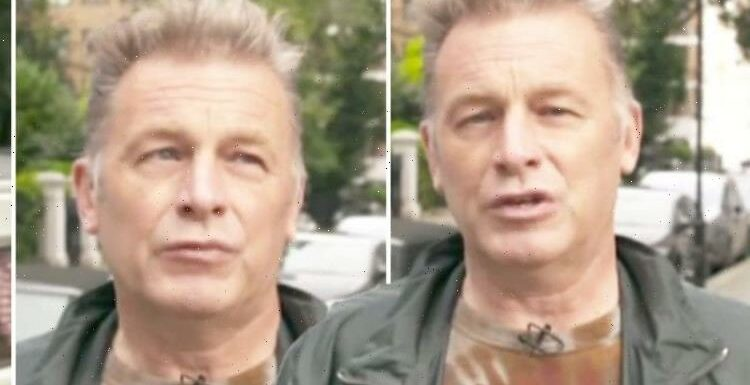 Chris Packham fears 'house will be burned down' as he opens up on arson ordeal