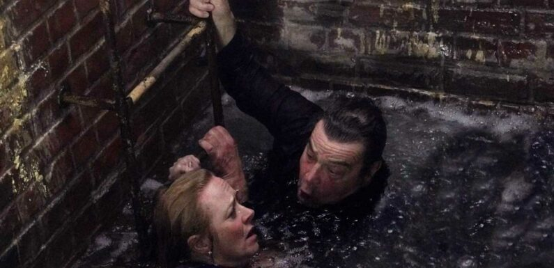 Coronation Street spoilers: Jenny Connor screams for help as she falls into collapsing sinkhole