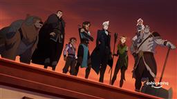 Critical Role's 'Legend of Vox Machina' Series Premiere Date Set on Amazon Prime Video
