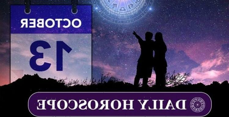 Daily horoscope for October 13: Your star sign reading, astrology and zodiac forecast