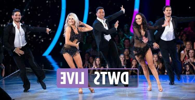 Dancing with the Stars LIVE – JoJo Siwa & Olivia Jade doing Britney Spears night after Martin Kove was first sent home