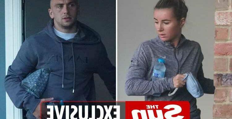 Dani Dyer dating West Ham's Jarrod Bowen as Prem ace spotted leaving her home