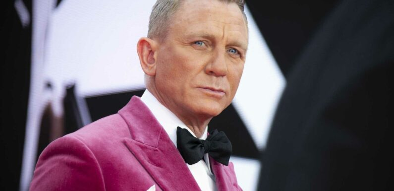 Daniel Craig Just Learned About 'Ladies and Gentlemen…the Weeknd'