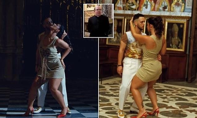 Dean resigns after raunchy rap video was filmed in Spanish cathedral
