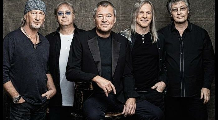 Deep Purple Announce Covers Album Turning To Crime