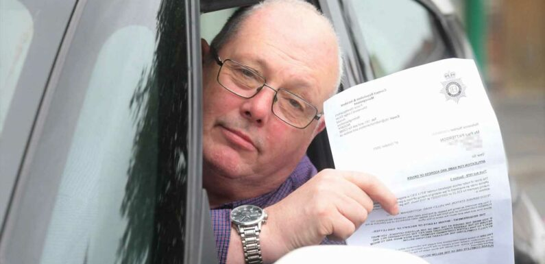 Driver slams 'ridiculous' Tesco after he was wrongly accused of stealing petrol