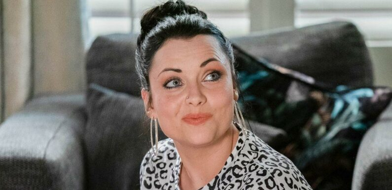 EastEnders Shona McGarty's life – co-star split, Strictly snub and X Factor link