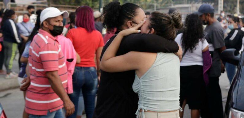 Ecuador declares prison emergency after 118 killed in riot – The Denver Post