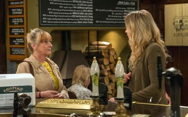 Emmerdale actress Eithne Browne's secret connection to Vanessa and Charity co-stars – as well as rival soaps