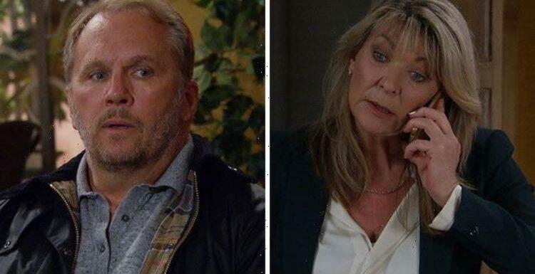 Emmerdale scandal as Kim Tate blackmails Will Taylor over dark secret?