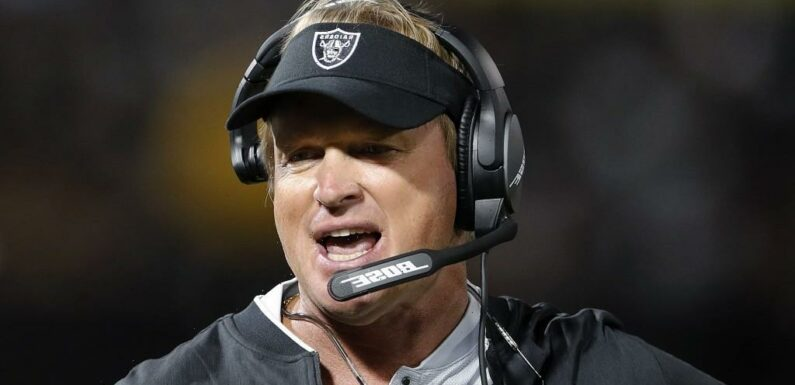 Ex-NFL Coach Jon Gruden Will Be Removed From EA's 'Madden NFL 22' After Revelation About His Racist, Homophobic Emails