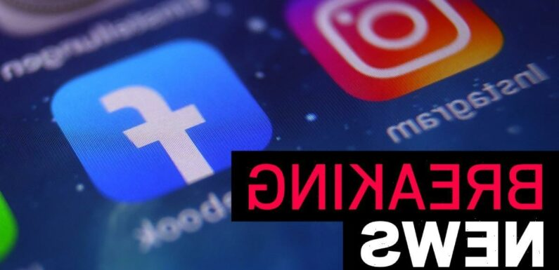 Facebook and Instagram go down for second time this week for thousands