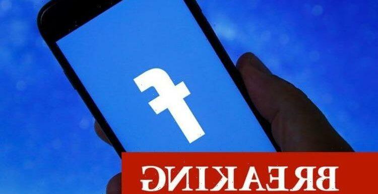 Facebook down: Is Facebook not working? Latest update as FB & Messenger crash
