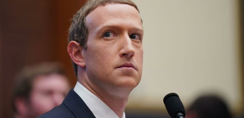 Facebook on the outage: we changed some settings, our bad