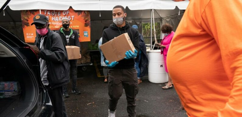 Fewer in U.S. turn to food banks, but millions still in need – The Denver Post