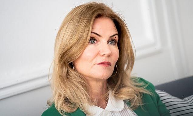 Former Danish PM says ex-French president Valery d'Estaing GROPED her
