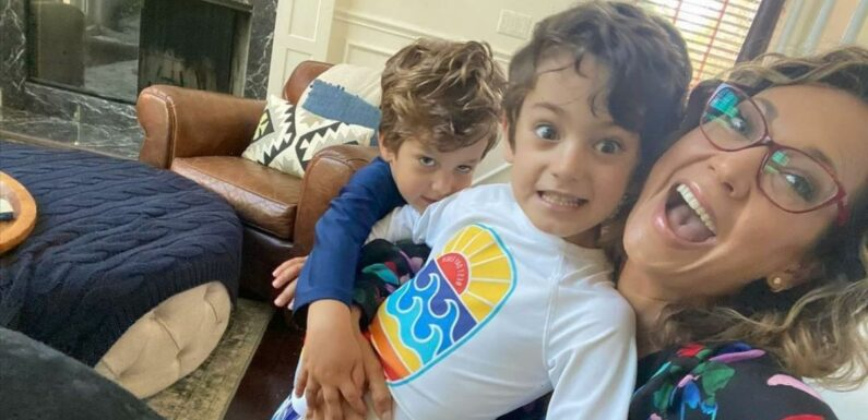 GMA's Ginger Zee says she's 'extremely grateful' in magical post