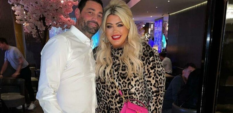 Gemma Collins gushes over three-year-old 'stepson' in first Instagram post of the toddler