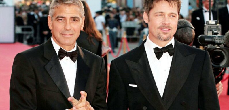 George Clooney Excited to Reunite With Brad Pitt in New Movie