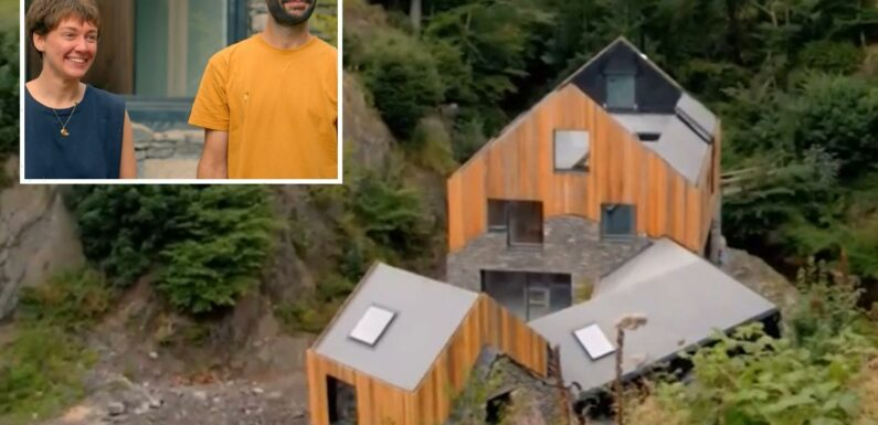 Grand Designs viewers all have the same complaint about couple's dream home – but did you spot it?