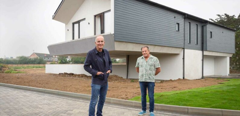Grand Designs viewers appalled as man spends £700k building 'awful house that looks like an Asda'