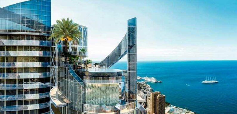 Here's What's Inside The $387 Million, World's Most Expensive, Penthouse In Monaco