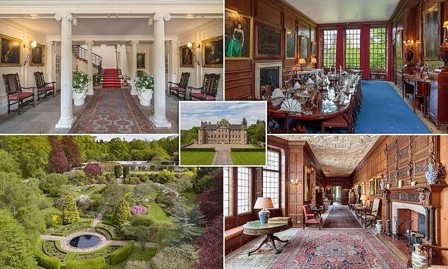 Historic Scottish castle hits the market for £3million