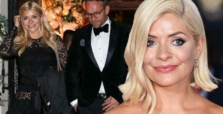 Holly Willoughby's husband's TV company 'boasts £3 million' despite £10,000 furlough claim