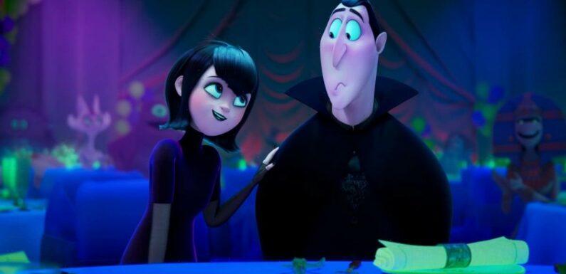 Hotel Transylvania 4 Amazon Streaming Release Date Revealed