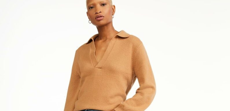 I Found 19 Insanely Chic Fall Sweaters Hiding at Walmart — Yes, Really