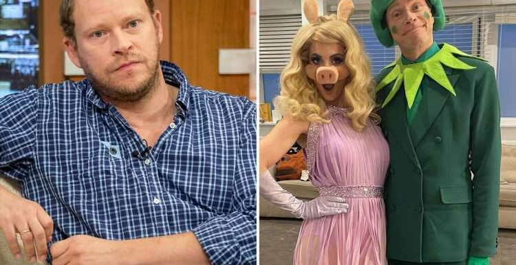 I HAD to quit Strictly – I didn't have a choice, I'm so sad but need a rest, insists Robert Webb