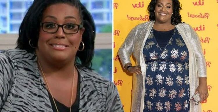 'I'm going to be a spinster and die on my own' Alison Hammond speaks candidly on love life