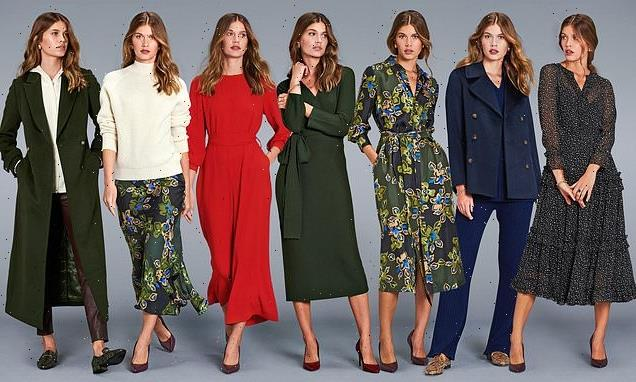 Jaeger's back and is full of quality clothes you'll love at M&S