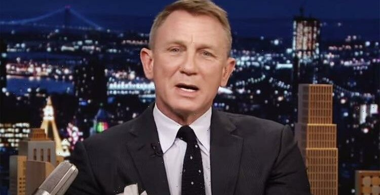 James Bond: Daniel Craig got 'super emotional' on last day filming No Time To Die – WATCH