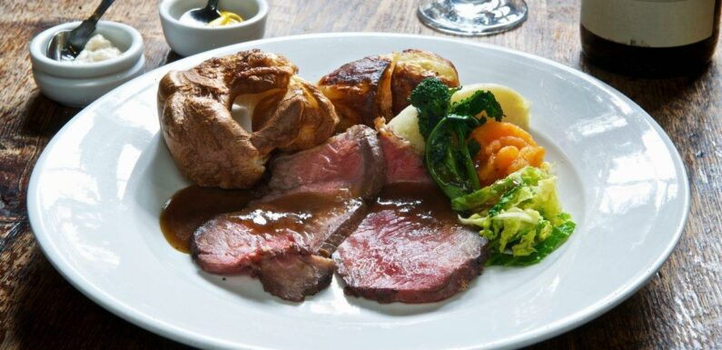 Jamie Oliver shares tips for perfect roast beef and gravy using blackberry jam