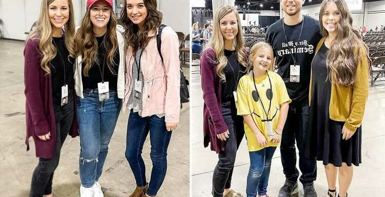 Jana Duggar breaks strict family dress code in tight-fitting jeans as fans are 'surprised' over star's rebellion